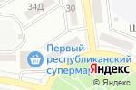 Схема проезда до компании Заводские окна в Донецке