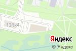 Схема проезда до компании Центр исполнения долговых обязательств в Москве