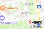 Схема проезда до компании Мировые судьи района Якиманка в Москве