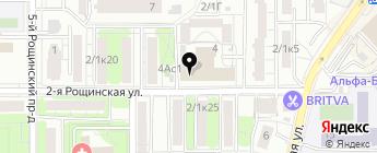 AVTOLOOK на карте Москвы