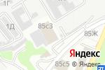 Схема проезда до компании Герсун-Нева в Москве