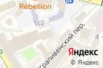 Схема проезда до компании Посольство Алжира в РФ в Москве