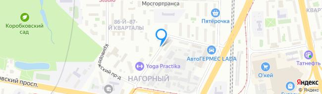 Симферопольский проезд