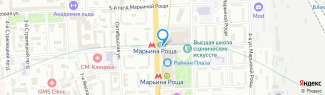 проезд Марьиной Рощи 3-й