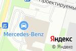 Схема проезда до компании МИР АКПП в Москве