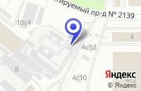 Схема проезда до компании ПРОИЗВОДСТВЕННАЯ КОМПАНИЯ КРАСКО в Москве