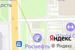 Схема проезда до компании Domino`s Pizza в Москве