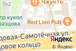 Схема проезда до компании Мир Экзотики в Москве