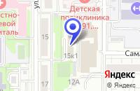 Схема проезда до компании КОМПАНИЯ ИНЖИНИРИНГ ПРОМЫШЛЕННЫХ ТЕХНОЛОГИЙ в Москве