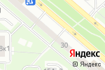 Схема проезда до компании Софи в Москве