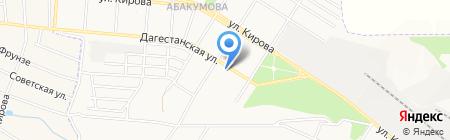 Детский сад №279 на карте Донецка