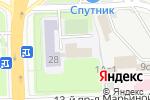 Схема проезда до компании Педагогический колледж №16 в Москве