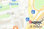 Схема проезда до компании Ler Group в Москве