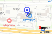 Схема проезда до компании ТЦ ПЕРСПЕКТИВА в Москве