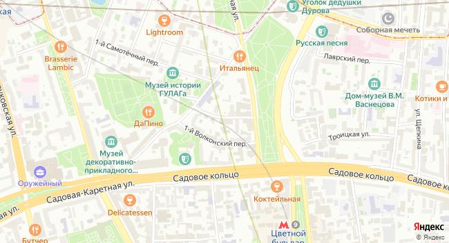 Бизнес-центр «Волконский» - превью 2