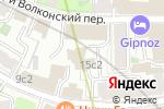 Схема проезда до компании 4B Solutions в Москве