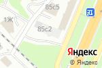 Схема проезда до компании ПК Лифт в Москве