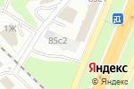Схема проезда до компании ВиаТэк в Москве