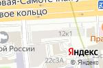 Схема проезда до компании KPG Training Center в Москве