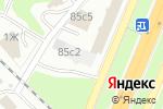 Схема проезда до компании Системный администратор в Москве