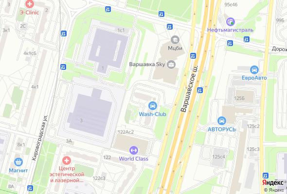 купить квартиру в ЖК Чертаново Северное, микрорайон 7Б