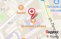 Схема проезда до компании Мармур-Про в Москве