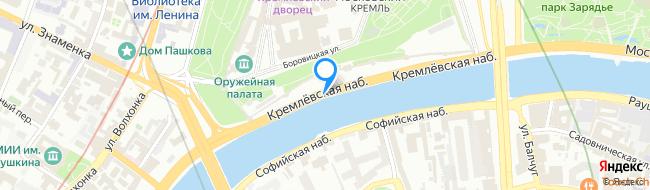 Кремлёвская набережная