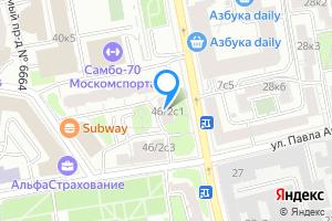 Сдается однокомнатная квартира в Москве Мытная ул., 46к1