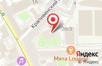 Схема проезда до компании Центр Помощи Инвалидам, Пострадавшим От Незаконных Репрессий в Москве