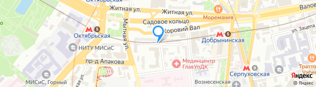 переулок Добрынинский 3-й