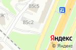 Схема проезда до компании Wasberger в Москве