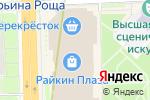 Схема проезда до компании Perfetta в Москве