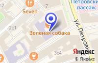 Схема проезда до компании ПРЕДСТАВИТЕЛЬСТВО В МОСКВЕ АВИАКОМПАНИЯ FINNAIR в Москве