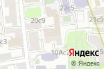 Схема проезда до компании Руссо Туристо в Москве