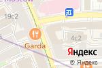 Схема проезда до компании Московская городская Дума в Москве
