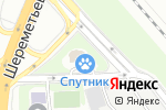 Схема проезда до компании Новая Изба в Москве