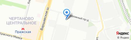АВК на карте Москвы