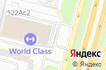 Схема проезда до компании Musa Motors в Москве