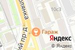 Схема проезда до компании Добрый Дом в Москве