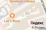 Схема проезда до компании Дирекция по строительству в Москве