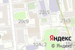 Схема проезда до компании Ask Q в Москве