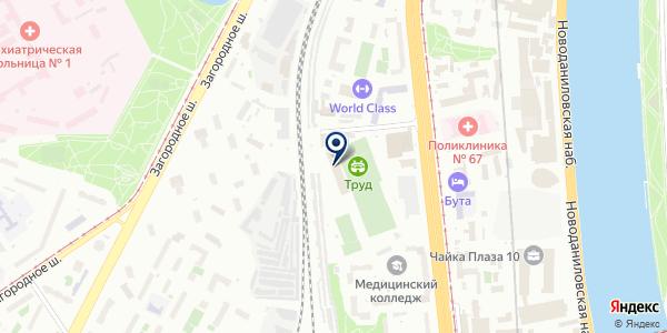 Rideaux на карте Москве