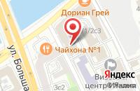 Схема проезда до компании Восток-Трейд в Москве