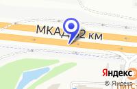 Схема проезда до компании ТЕХНИЧЕСКИЙ ЦЕНТР в Москве