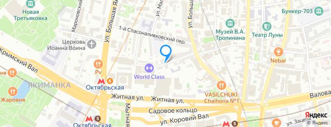 переулок Спасоналивковский 2-й