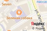 Схема проезда до компании Глобальная энергия в Москве