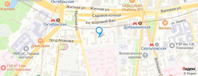 переулок Добрынинский 2-й