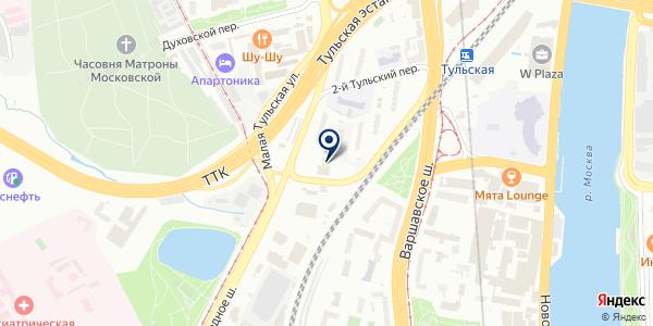 Партиzzzaны на карте Москве