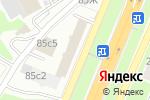 Схема проезда до компании Консалтинговое Агентство в Москве