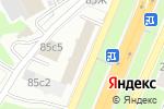 Схема проезда до компании МосПромСерт в Москве
